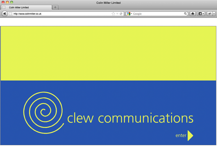 Clew Communications