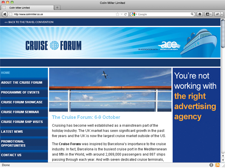 TTC Cruise Forum