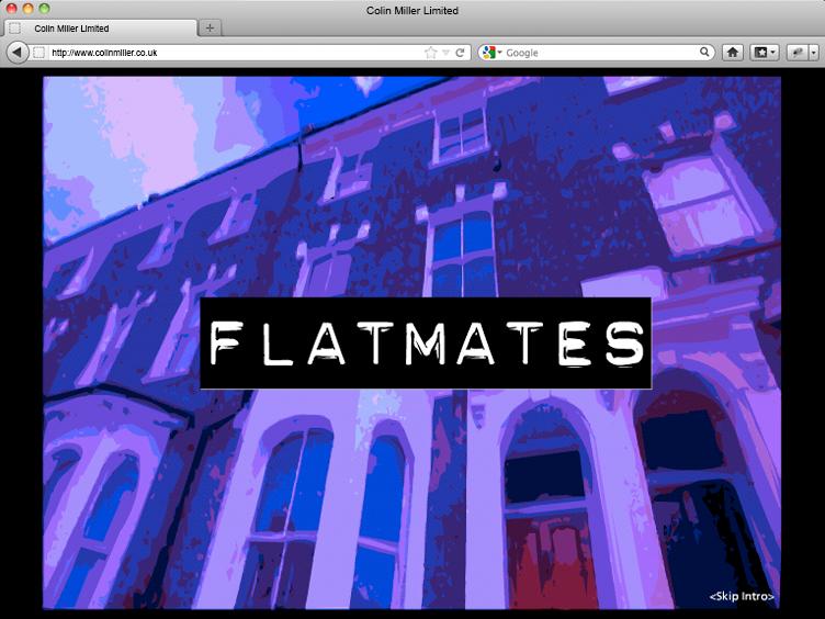 Channel 4 – Flatmates