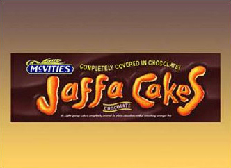 Jaffa Cakes (covered)
