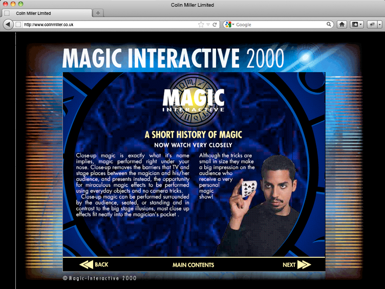Magic Interactive