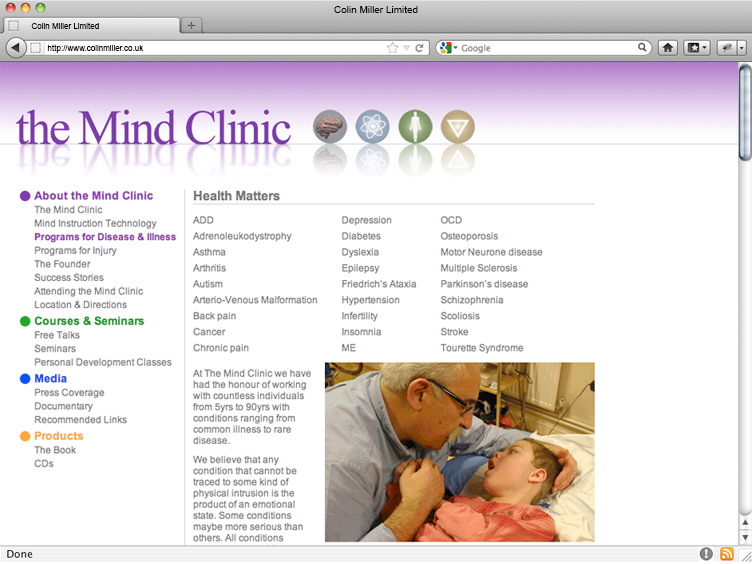 The Mind Clinic