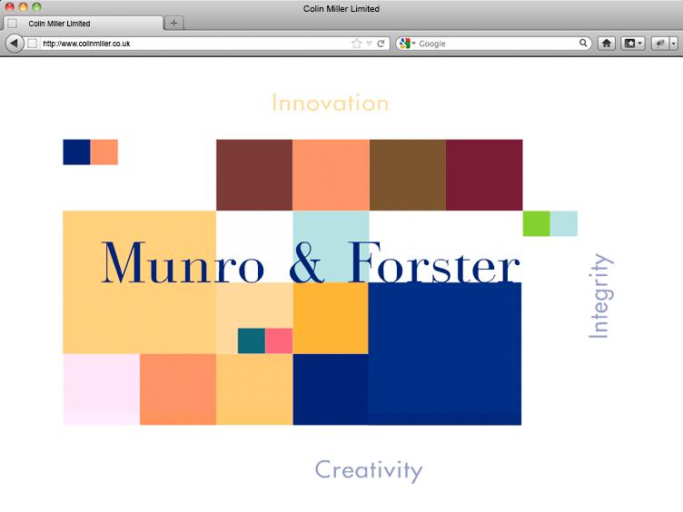 Munro & Forster