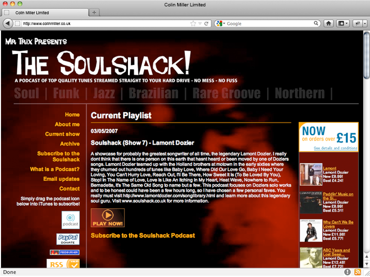 The Soulshack